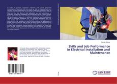Couverture de Skills and Job Performance in Electrical Installation and Maintenance