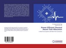 Bookcover of Power Efficient Thermal Aware Task Allocation