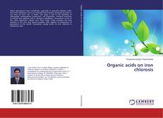 Couverture de Organic acids on iron chlorosis