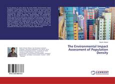 Обложка The Environmental Impact Assessment of Population Density