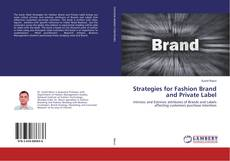 Couverture de Strategies for Fashion Brand and Private Label