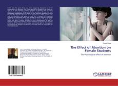 Copertina di The Effect of Abortion on Female Students