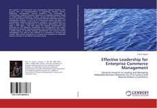 Buchcover von Effective Leadership for Enterprise Commerce Management