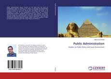 Public Administration的封面