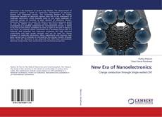 Обложка New Era of Nanoelectronics: