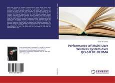 Capa do livro de Performance of Multi-User Wireless System over QO-STFBC OFDMA