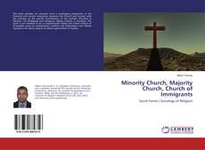 Minority Church, Majority Church, Church of Immigrants kitap kapağı