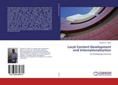 Bookcover of Local Content Development and Internationalization