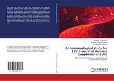 Capa do livro de An immunological study for EBV associated diseases Lymphoma and AIH