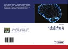 Bookcover of Cerebral Edema in Neuroinfections