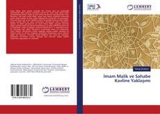 İmam Malik ve Sahabe Kavline Yaklaşımı kitap kapağı