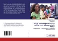 Copertina di Moral development among children and adolescents in Kenya