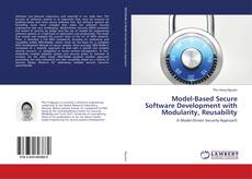 Capa do livro de Model-Based Secure Software Development with Modularity, Reusability