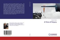 Bookcover of A Time of Perjury