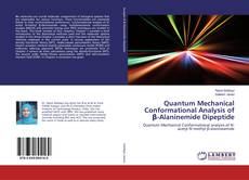 Bookcover of Quantum Mechanical Conformational Analysis of β-Alaninemide Dipeptide