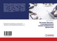 Portada del libro de Основы бизнес-планирования инвестиционных проектов