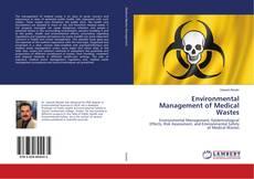 Capa do livro de Environmental Management of Medical Wastes