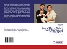 Bookcover of Role of Men in Modern Family Planning and Contraception