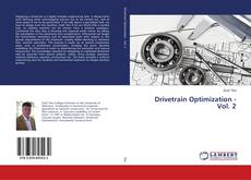 Bookcover of Drivetrain Optimization - Vol. 2