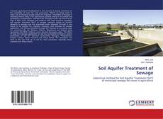 Bookcover of Soil Aquifer Treatment of Sewage