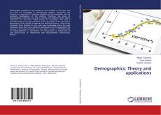 Copertina di Demographics: Theory and applications