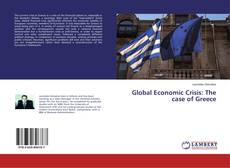 Global Economic Crisis: The case of Greece的封面