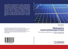 Принципы наногелиоэнергетики kitap kapağı