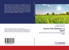 Bookcover of Herbal Folk Medicine in Egypt