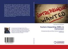 Buchcover von Factors Impacting SMEs in Cameroon