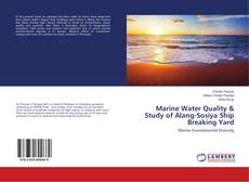Copertina di Marine Water Quality & Study of Alang-Sosiya Ship Breaking Yard