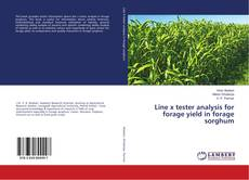 Portada del libro de Line x tester analysis for forage yield in forage sorghum