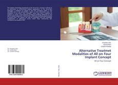 Capa do livro de Alternative Treatmet Modalities of All on Four Implant Concept