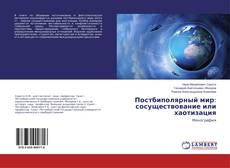 Постбиполярный мир: сосуществование или хаотизация kitap kapağı