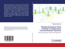 Bookcover of Distributed Space-Time Coding in Cooperative Communication Systems