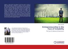 Buchcover von Entrepreneurship in the Face of Instability