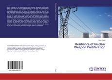 Buchcover von Resilience of Nuclear Weapon Proliferation
