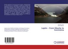 Bookcover of Leptin – From Obesity to Carcinoma