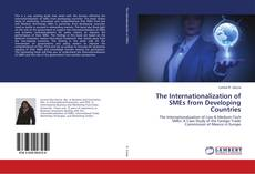 The Internationalization of SMEs from Developing Countries kitap kapağı