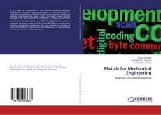 Обложка Matlab for Mechanical Engineering