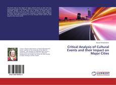 Critical Analysis of Cultural Events and their Impact on Major Cities的封面