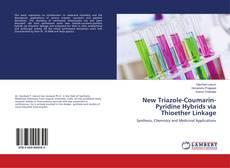 Couverture de New Triazole-Coumarin-Pyridine Hybrids via Thioether Linkage