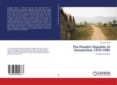 Capa do livro de The People's Republic of Kampuchea 1979-1989