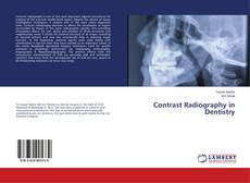 Bookcover of Contrast Radiography in Dentistry