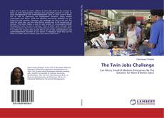 The Twin Jobs Challenge kitap kapağı