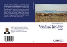 Bookcover of Production of Desert Sheep in Rangeland of Kordofan, Sudan