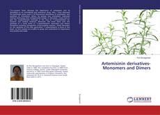 Capa do livro de Artemisinin derivatives-Monomers and Dimers