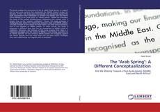 "The ""Arab Spring"": A Different Conceptualization kitap kapağı"