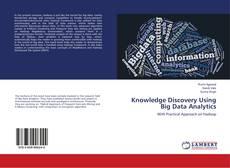 Buchcover von Knowledge Discovery Using Big Data Analytics