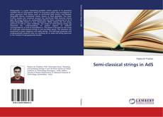Bookcover of Semi-classical strings in AdS