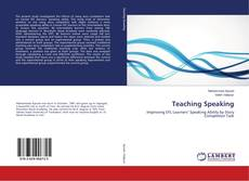 Capa do livro de Teaching Speaking